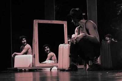 """""""Tot sol... i núvol"""" és un espectacle de clown del qual es podrà gaudir el 15 de juliol (foto: Anna Palau)."""