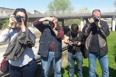 Els cursos de fotografia són un clàssic de l'equipament municipal.