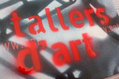 Els Tallers d'art inclouen seminaris de 12 i 20 hores i monogràfics que duren tot el curs acadèmic.