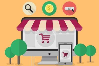 Una de les accions se centrarà en les botigues virtuals (foto: Freepik).