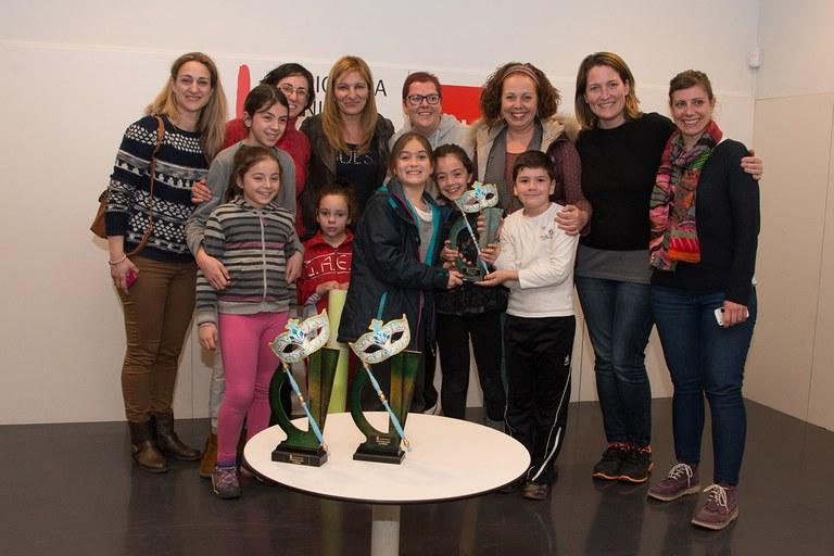 Dinàmic Crescendo s'ha endut el tercer premi (foto: Localpres)