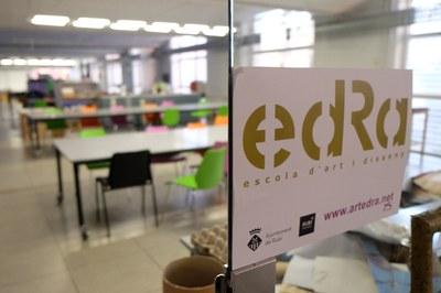 La xerrada tindrà lloc a la sala polivalent d'edRa (foto: Localpres).
