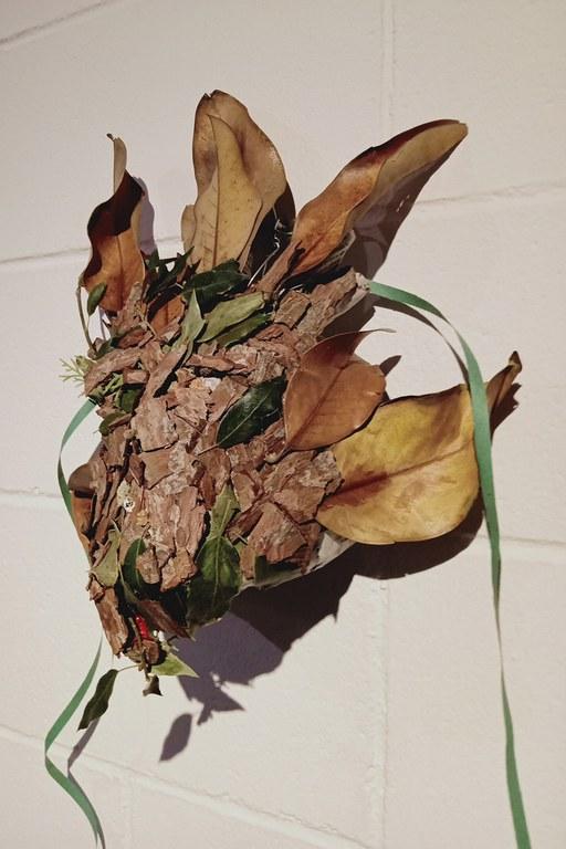 Màscara guanyadora a la categoria C, de Carlos Tendero (foto: Ajuntament)