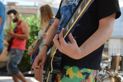 Al juliol es va celebrar la primera edició del Rubí Wild a l'Espai Jove Torre Bassas (foto: Localpres).