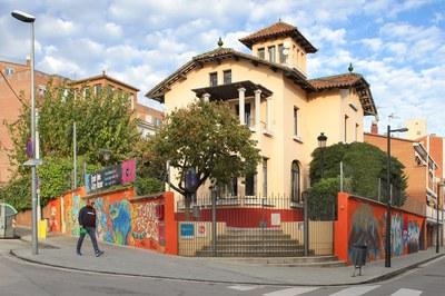 La majoria d'activitats es faran a la Torre Bassas (foto: Ajuntament de Rubí – Teresa Llordés).