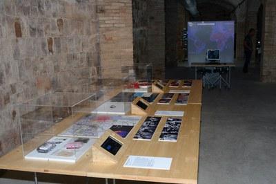 L'exposició aporta diferents materials que conviden a la reflexió (foto: Localpres).