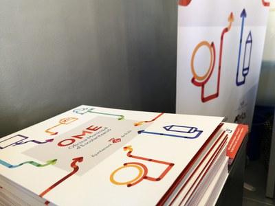 Podeu contactar amb l'OME per  correu electrònic el elèfon  (foto: Ajuntament de Rubí – Localpres) .