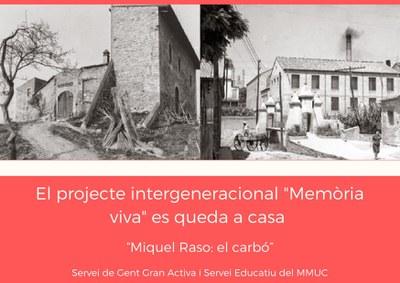 Careta  del primer vídeo (Ajuntament de Rubí).