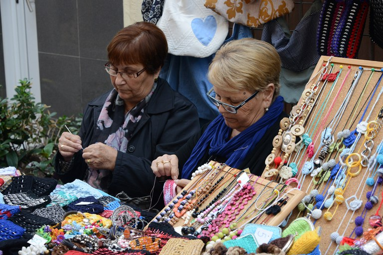 Parades d'artesania (foto: Localpres)
