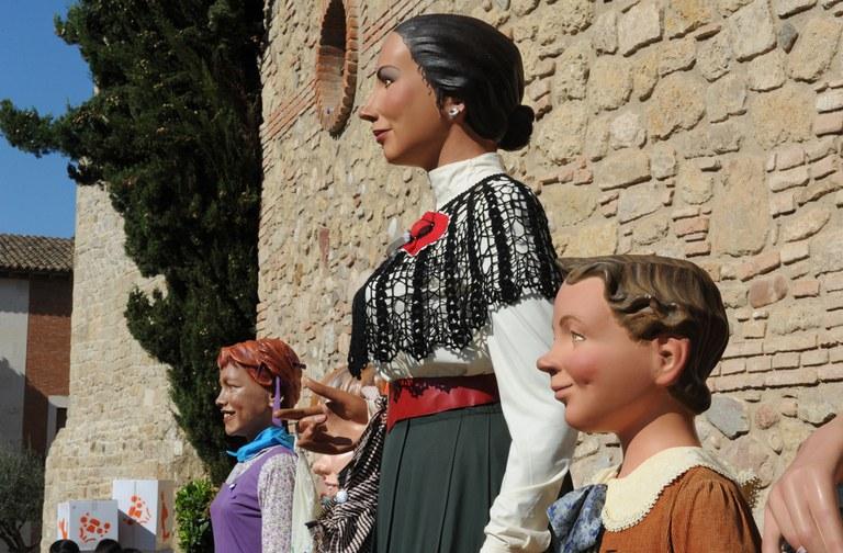 La cultura popular i tradicional, present a la fira (foto: Localpres)