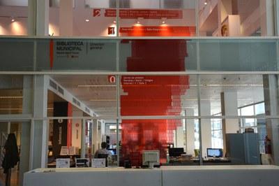 La biblioteca té nova programació (Foto: Ajuntament/Localpres).