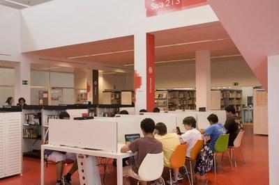El club s'adreça a joves d'entre 11 i 13 anys (foto: Diputació de Barcelona. Ago2/Oscar Ferrer)  .
