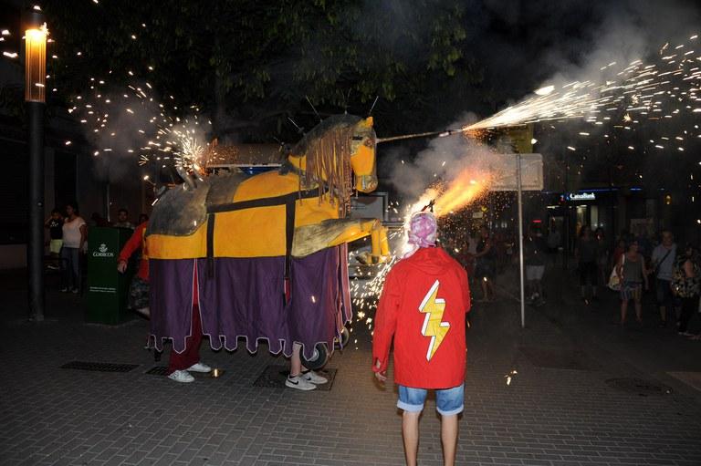 Trobada de Bèsties de Foc (foto: Localpres)
