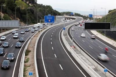 Mentre duri l'avís preventiu es recomana evitar, en la mesura que sigui possible, l'ús del vehicle privat.
