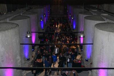 La festa es viurà dins i fora d'El Celler (foto: Localpres).