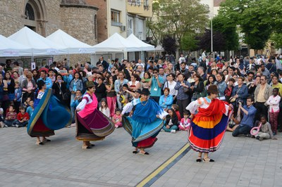 La Festa de la Diversitat repeteix ubicació a la plaça del Doctor Guardiet (foto: Localpres).