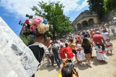 Com cada any, la Festa dels Xatos ha tornat a ser molt participativa (foto: Ajuntament - Localpres)