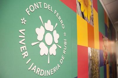 La Font del Ferro ofereix informació d'interès a les famílies (foto: Ajuntament de Rubí – Localpres).