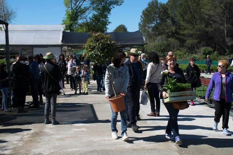Jornada de portes obertes a la Font del Ferro (foto: Localpres)