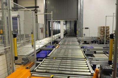 La indústria 4.0 implica un canvi en la manera d'organitzar els mitjans de producció (foto: Localpres).