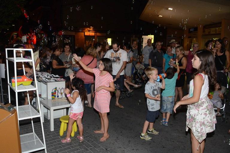 Els infants van poder gaudir de les activitats (foto: Localpres)