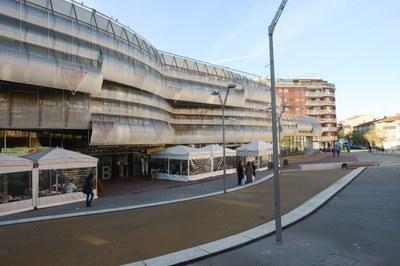 El mercat és un dels punts a visitar (Foto: Localpres).