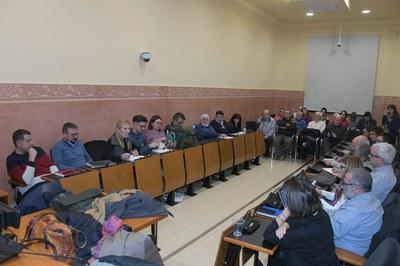 Aquest dimecres s'ha convocat una nova reunió de la Mesa de Seguiment dels Abocadors (foto: Ajuntament de Rubí - Localpres).