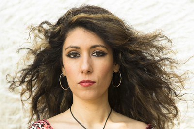 Patrycia actuarà a l'Ateneu el proper divendres 9 de juliol (foto: Juan Miguel Morales López - Cabal musical).