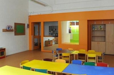 Escola Bressol Municipal Sol, Solet (foto: Lídia Larrosa).