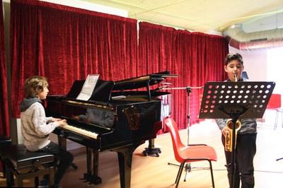 El Concurs fantasma tornarà a ser un dels plats forts de la Setmana Cultural (foto: Escola Municipal de Música Pere Burés).