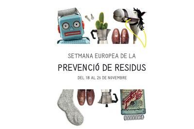 Enguany, la Setmana Europea de la Prevenció de Residus se centra en allargar la vida dels objectes per prevenir residus.