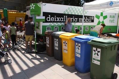 Una de les propostes d'aquesta Setmana Europea de la Prevenció de Residus serà l' activitat 'Residus en circulació' (foto: Localpres).