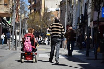 La Taula  treballa per fer de Rubí una ciutat amable (Foto: Localpres).