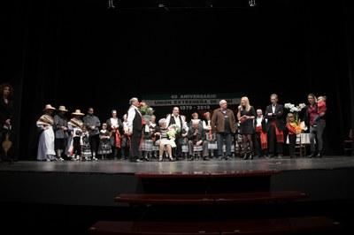 L'aniversari s'ha celebrat a La Sala (foto: Ajuntament de Rubí – Localpres).