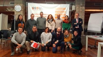 La sessió ha tingut lloc a la Masia de Can Serra (foto:  Ajuntament de Rubí).