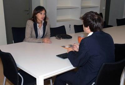 El servei s'ofereix a Can Serra (foto: Localpres).