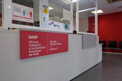 Es pot sol·licitar l'ingrés al programa a través de l'OADF (foto: Ajuntament de Rubí - Localpres).