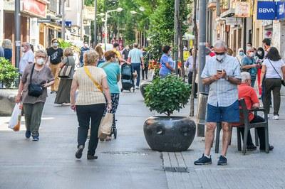 El Pla local de salut vol crear les condicions per tenir una ciutat més saludable (foto: Ajuntament de Rubí - Localpres).