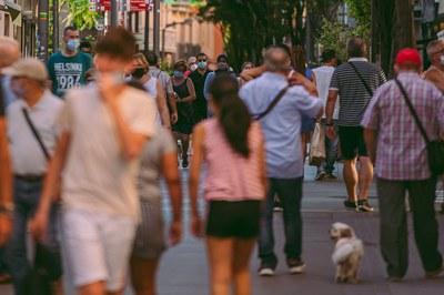 El Pla local per a la inclusió social es planteja com un projecte de ciutat (foto: Ajuntament de Rubí - Marc Grifo).