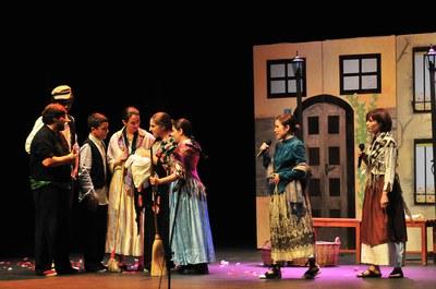 """Musical """"Como tú"""" (foto: Localpres)"""