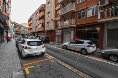Rubí compta amb un total de 286 places de zona taronja, repartides en 18 zones (foto: Ajuntament de Rubí – Localpres).
