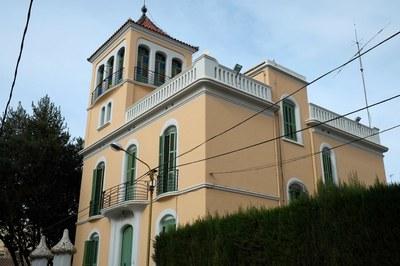 L'Ateneu Municipal és al carrer Xile (foto: Ajuntament de Rubí – Localpres).