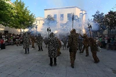 Les entitats són fonamentals en la programació de Festa Major (foto: Ajuntament de Rubí – Festa Major).