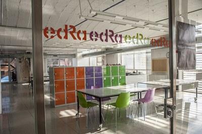 edRa obre portes de manera virtual dilluns 22 de febrer (foto. Ajuntament de Rubí – César Font).