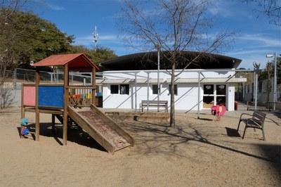 L'escola bressol La Lluna fa 10 anys (foto: Localpres).