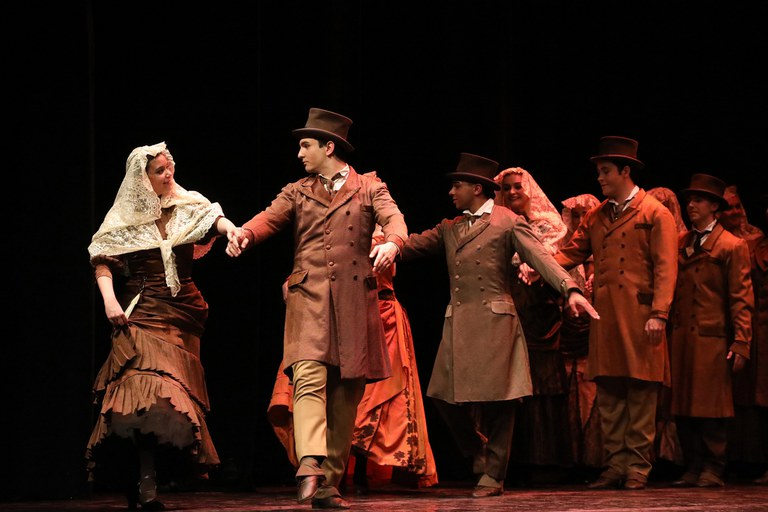 També s'han interpretat altres danses tradicionals i de nova creació (foto: Ajuntament ─ Lali Puig)
