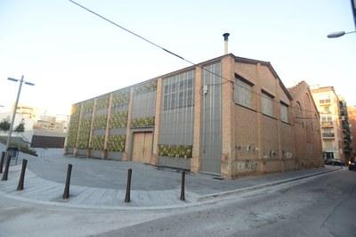 Els carrers Pintor Coello i General Prim són dues de les vies de l'entorn del Celler que s'estan arranjant (foto: Localpres).