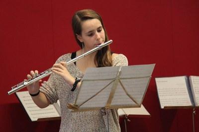 A l'Escola Municipal de Música s'imparteixen una gran varietat d'estudis (foto: Escola Municipal de Música Pere Burés).