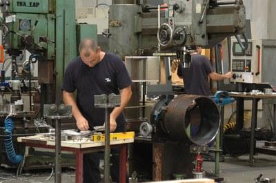 L'Ajuntament subvenciona la contractació de nous treballadors.