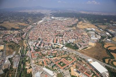 L'objectiu principal del pla és reduir la contaminació atmosfèrica (foto: Ajuntament de Rubí).
